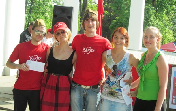 Конкурс караоке военной песни прошел в Житомире
