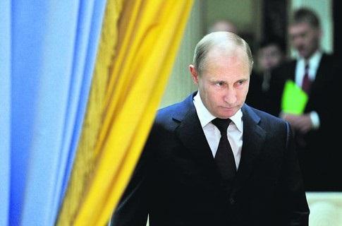 Инаугурация Путина. Ловушка для Януковича