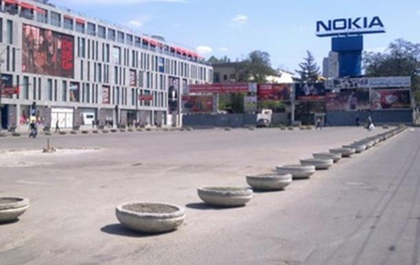 Взрывы в Днепропетровске, день второй