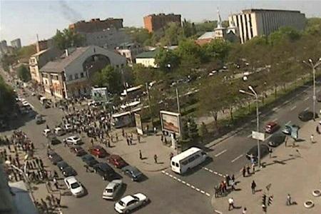Днепропетровские взрывы