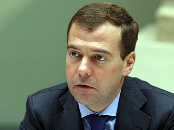 Медведев перепутал демократию с тоталитаризмом