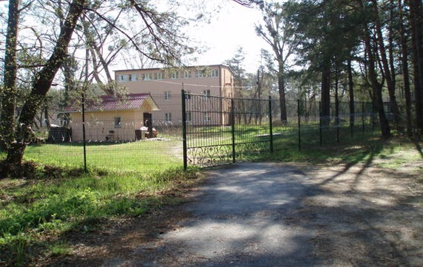Прихватизация пионерского лагеря в Бортничах