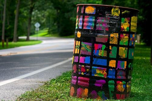 Екофани Киева створять арт смітники та подарують місту