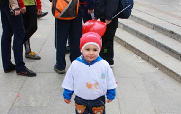 Сын Клочковой установил свой первый спортивный рекорд