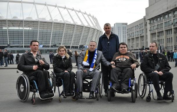 Патрулируем НСК  Олимпийский . 9 кругов ада для инвалидов (обновление).
