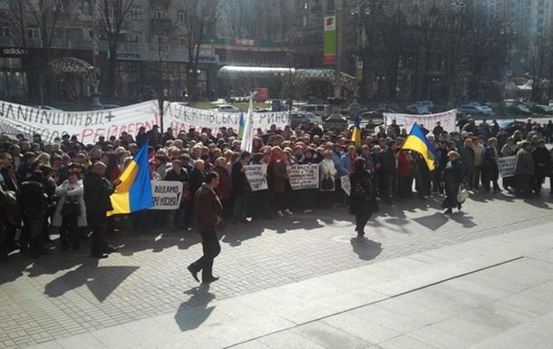 Попов  забив  на підприємців Києва