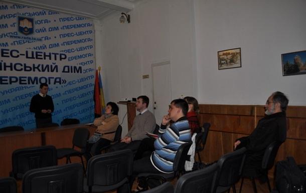 У Тернополі проведено  семінар про місцеве самоврядування в Україні для молоді