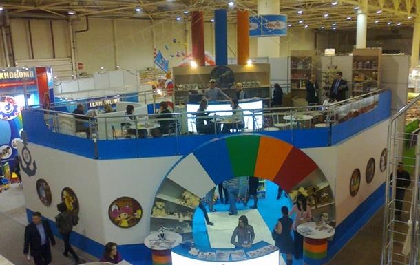 В Киевском МВЦ прошла международная выставка BABY Expo 2012.