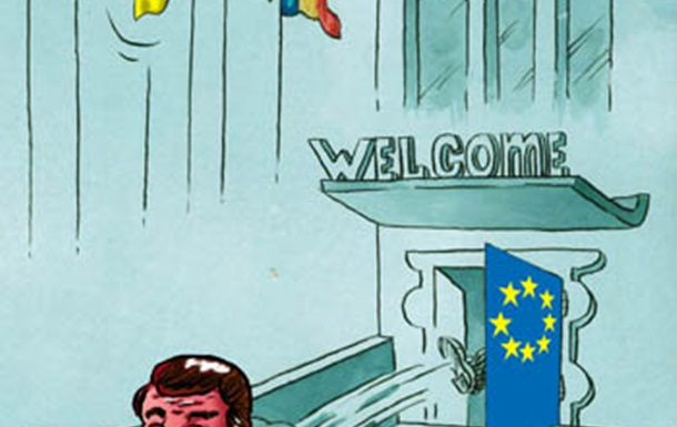 Последнее десятилетие Украина - это полукриминальная территори