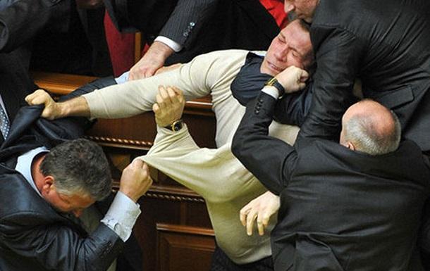 Верховна Рада – клуб брутальних мужчин?