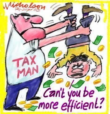 Как платят налоги в США