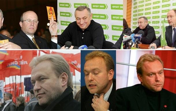 Василий Волга, Эдуард Гурвиц ... - вчерашний день, или выборы на «носу»!