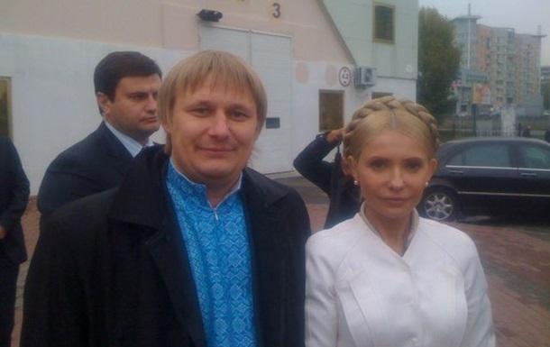 Юлія Тимошенко - політв язень №1 в Україні