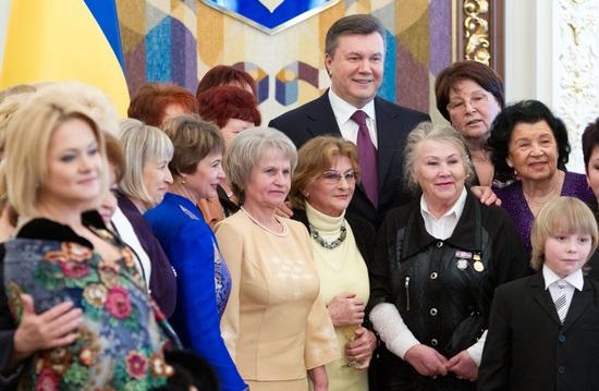 Есть женщины в украинских селениях… Разные…