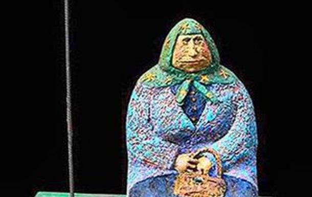 Гугнявий  Голос України  або Бабки на лавці жували сємки