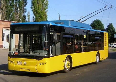 Про новые автобусы и троллейбусы в Киеве... и немного о морали