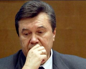 Одиночество Виктора Януковича