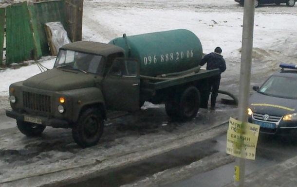 Что течет под Киевом?