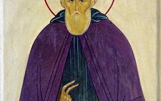 Преподобний Димитрій Прилуцкий має стати прикладом для забудовників від УПЦ МП