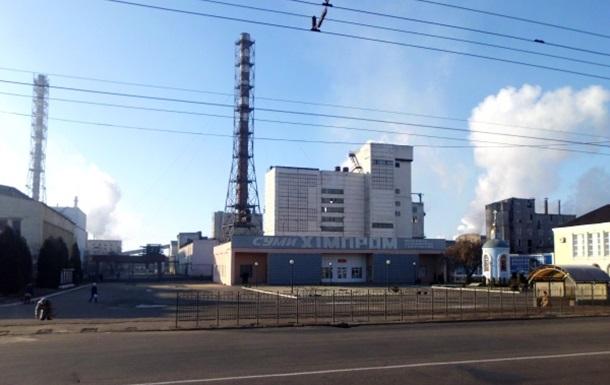 «Сумыхимпром» выходит из кризиса