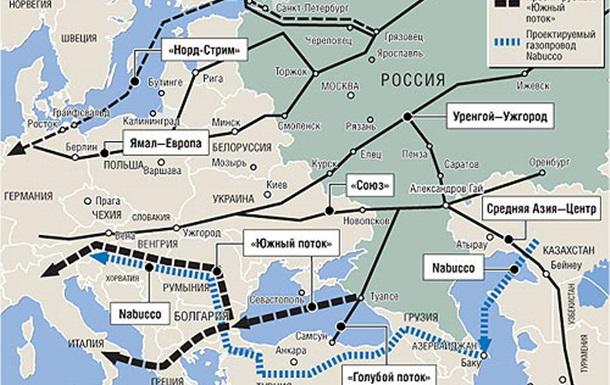 Европа, Украина, Россия: тотальное уничтожение конкурента