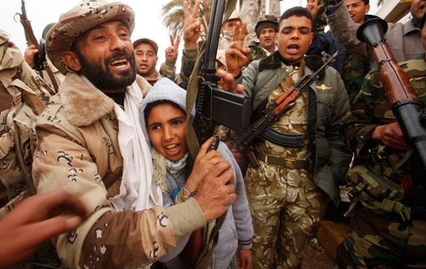Годовщина революции в Ливии