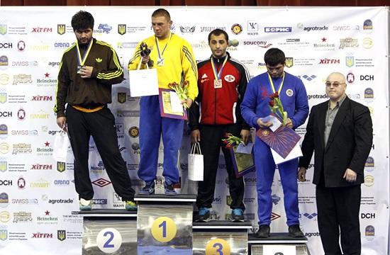 ХVIII Київський міжнародний турнір з боротьби