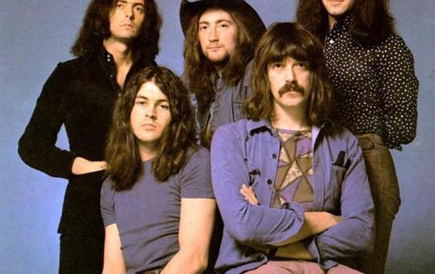 Deep Purple -- Глубоко Фиолетово