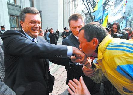 Новий літак Януковича (фото)