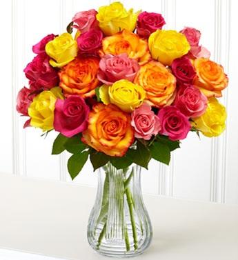 Букеты из роз: доставка по Москве