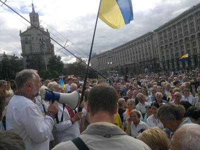 Оппозиция должна идти на парламентские выборы одним партийным списком