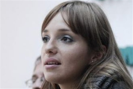 Дочь Тимошенко - достойная замена маме.