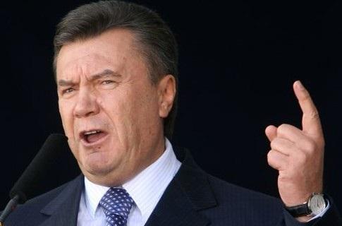 Янукович нашел главную проблему в отношениях с Россией