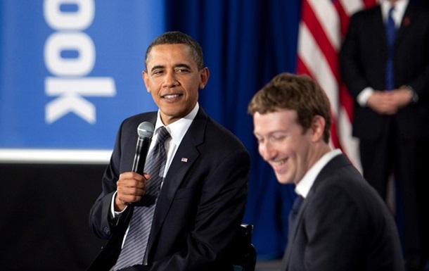 Страна с принципами Facebook