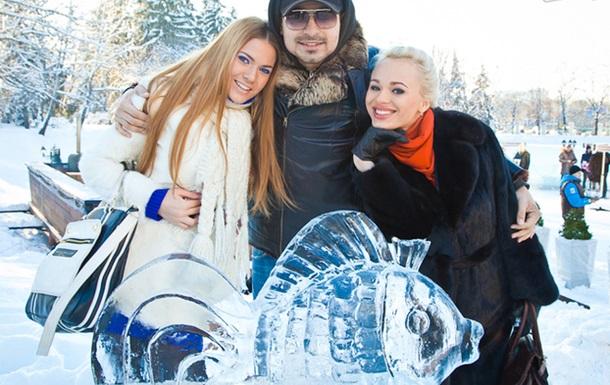 Певица Валерия и Группа MMDANCE попали в ледяную сказку