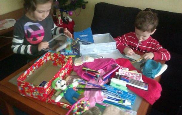 Украинские чиновники на Новый год обокрали даже сирот
