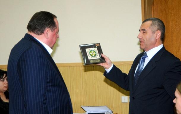 Петро Мельник отримав іменну нагороду Пенсійного фонду України