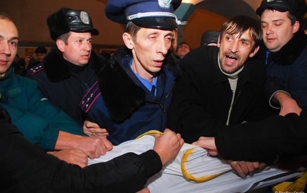 Роздуми на тему української міліції