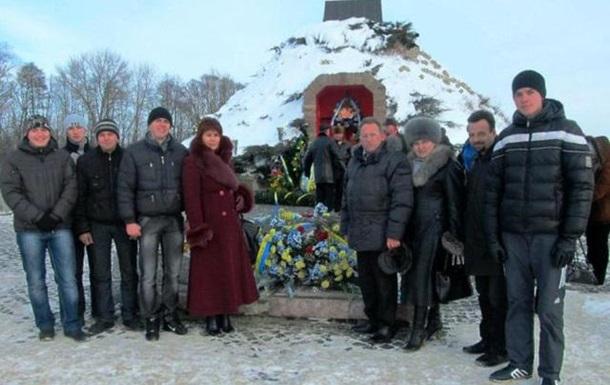 На Аскольдовій могилі…