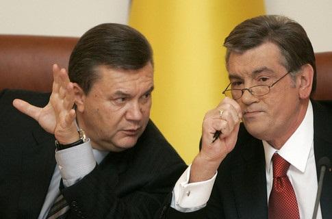 Шлях Ющенка для Януковича