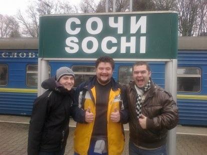 Сумские КВНщики приняли участие в международном фестивале «КиВиН-2012»