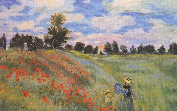Цветочная живопись Клода Моне
