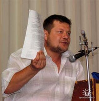 Звернення І. Мосійчука до журналістів, журналістських організацій та об'єднань