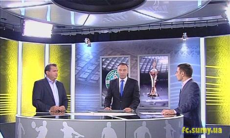Бывший директор ПФК «Сумы» возглавил детский футбольный центр