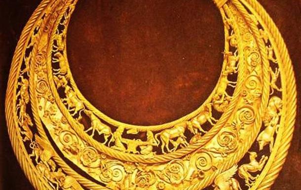 До питання про археологічні скарби України