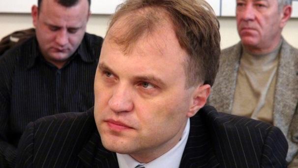 У невизнаній республіці Придністров я завершився другий тур виборів президента
