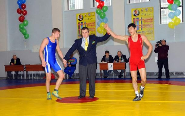 ІІІ Міжнародний турнір з вільної боротьби