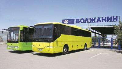 На Украине начато производство российских автобусов «Волжанин»