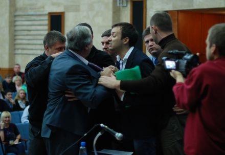 Выборы в Аудиторскую палату Украины или демократия с украинской спецификой