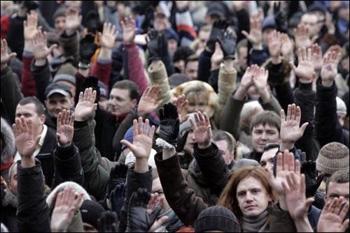 Українська молодь - серед жебраків і  відходів